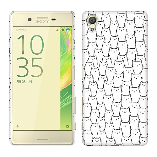 Sony Xperia X F5121 F5122 Case, Fincibo  - Pattern Back Protector Shopping Results