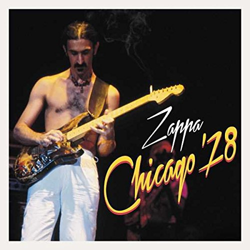 CD : Frank Zappa - Chicago 78 (2 Disc)