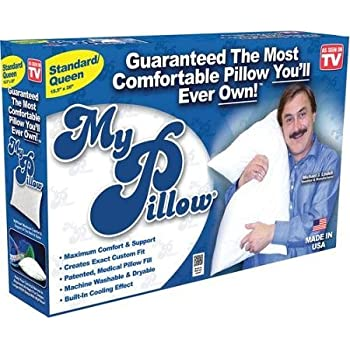 As Seen on TV My Pillow Maximum comfort and support (2)