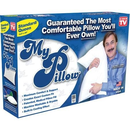 As Seen on TV My Pillow Maximum comfort and support (2) by As Seen On TV