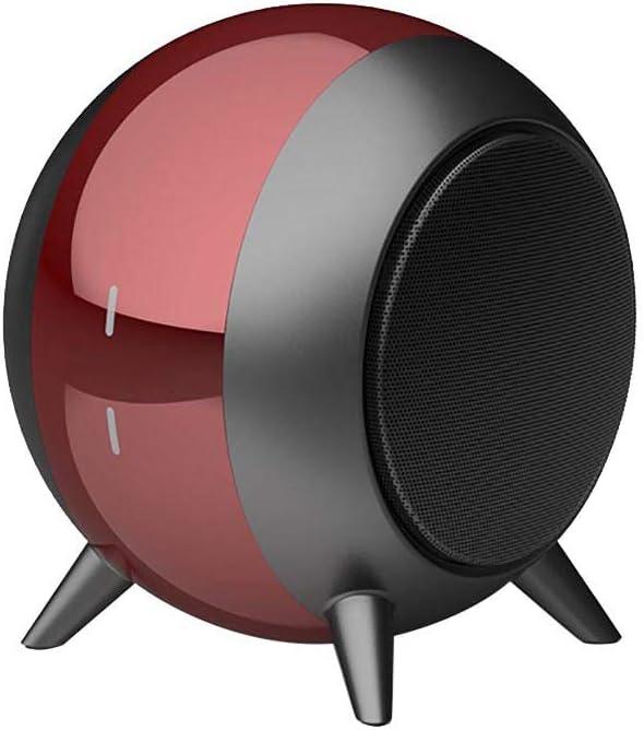 Ruidada Mini Altavoz Portátil Bluetooth + FM MP3 Subwoofer de Carga de Música SuperBass Altavoz Bluetooth de Sonido Estéreo Estéreo con Graves Profundos