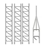 Rohn 25G Series 40' Basic Tower Kit