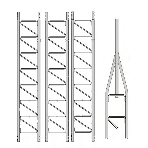 Rohn 25G Series 40' Basic Tower Kit by ROHN