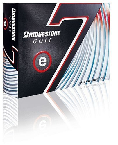 Bridgestone E7 Golf Balls (Dozen), Outdoor Stuffs