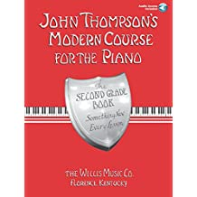 John Thompson's Modern Course for the Piano - Second Grade (Book/CD Pack): Second Grade - Book/CD