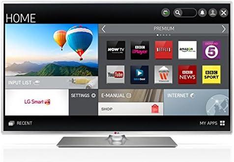 LG 47LB580V - 47LB580V - 47 Full HD SMART LED TV 1920 x 1080 Resolution 3 x HDMI 1 SCART VESA 400 x 400: Amazon.es: Electrónica