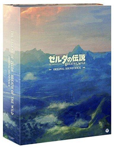 Price comparison product image Legend Of Zelda Breath Of The Wild (Original Soundtrack)