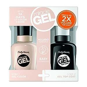 Amazon.com : Sally Hansen Miracle Gel Nail Polish