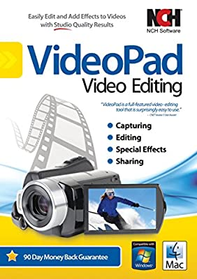 VideoPad Video Editor Free - Create Stunning Movies and Videos with Effects and Transitions
