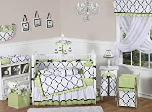 Amazon Com Green Black And White Princess Baby Girl