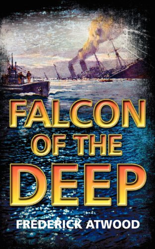 book cover of Falcon of the deep