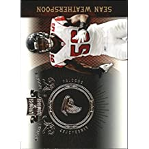 2010 Panini Plates and Patches Silver #187 Sean Weatherspoon /100 - NM-MT