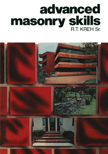 Advanced Masonry Skills