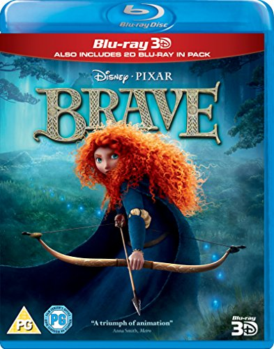 The 10 best disney movies on blue ray brave