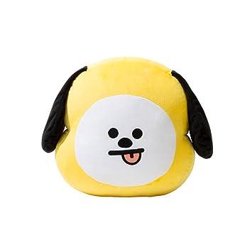 Chimmy Large YMero Bangtan Jungen /Überwurf Kissen BT21/Pl/üsch Puppe Spielzeug Bulletproof Junior Gruppe Pl/üsch Puppe Stuff Soft Toys Cute Cartoon Kissen Kissen