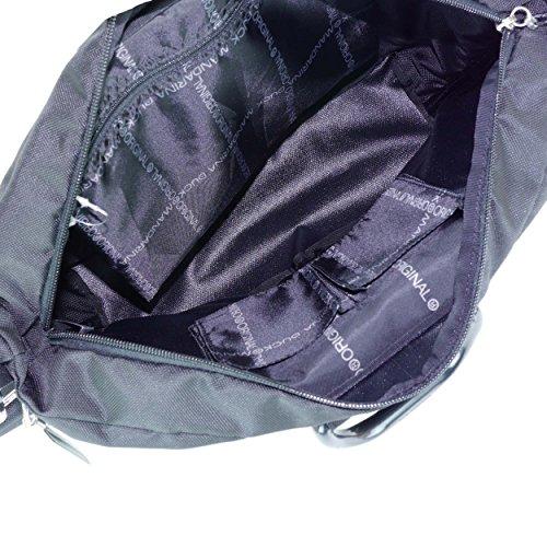 Mandarina DuckMD20 TRACOLLA BLACK - Bolso bandolera Mujer Negro - negro