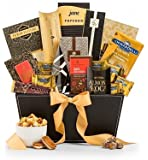The Metropolitan Gourmet Gift Basket - Premium Gift Basket for Men or Women