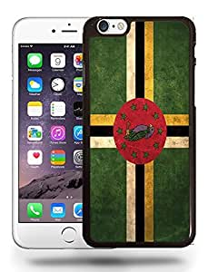 Dominica National Vintage Flag Phone Case Cover Designs for iPhone 6 Plus