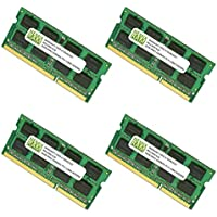 64GB (4 x 16GB) DDR3-1600MHz PC3-12800 SODIMM for Apple iMac 27 Late 2015 Intel Core i7 Quad-Core 4.0GHz MK482LL/A CTO (iMac17,1 Retina 5K Display)