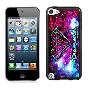 Diy Yourself Personalized Ipod Touch 5 case cover,Easy Use Ipod 5th case cover Design with Diamond Supply Co cell phone case cover for pPTCcokplV4 Ipod Touch 5 5th Generation in Black
