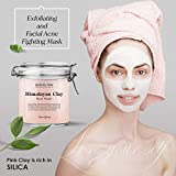 Himalayan Clay Mud Mask for Face and Body by