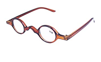 e1bf26cdda Designer Cute Small round Oval Vintage Clear Reading Glasses Eyeglasses  (+2.50