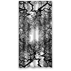Personalized Tree of Life Shower Curtain