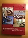 img - for Business Statistics: A Decision-making Approach book / textbook / text book
