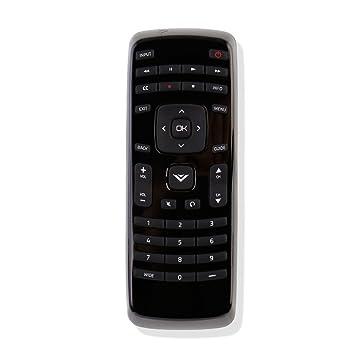 amazon com new xrt010 remote control fit for vizio tv e320vt e370vt rh amazon com Vizio TV Dimensions Vizio TV Problems