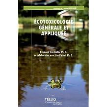 Ecotoxicologie générale et appliquée