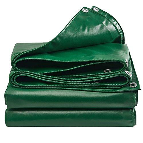 入札私の買うGUOWEI-pengbu ターポリン リノリウム キャンバス シェード 日焼け止め 防水 不凍液 抗裂傷 老化防止 腐食保護 柔らかい 屋外 (色 : Green, サイズ さいず : 2.85x1.9m)