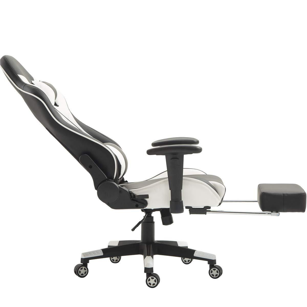 tiigo chaise gamer fauteuil de bureau