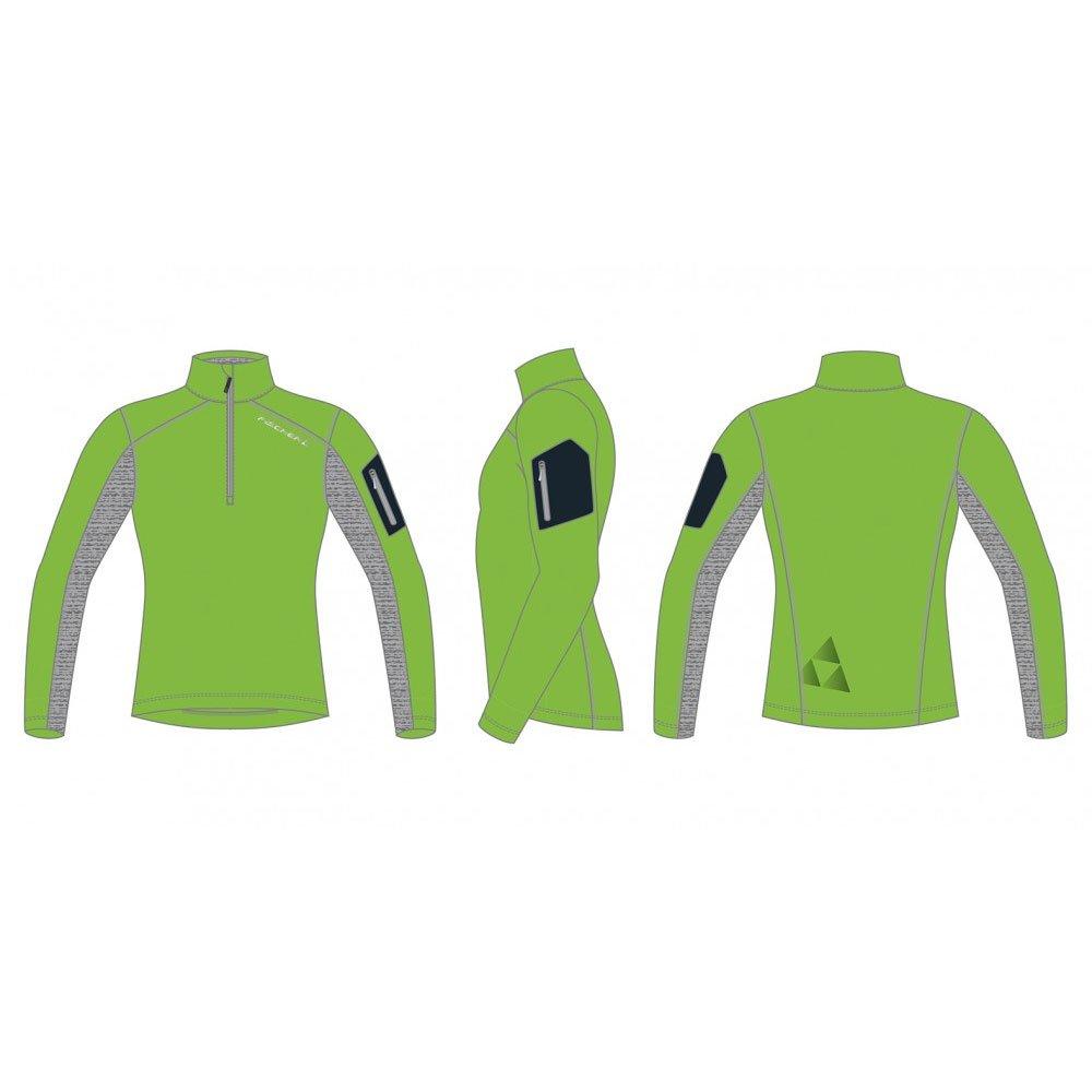 Fischer Whistler Shirt - Grün Grau