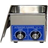 Jakan Mechanical Ultrasonic Jewelry Cleaner for Jewelry,Watch,Denture,Glasses.