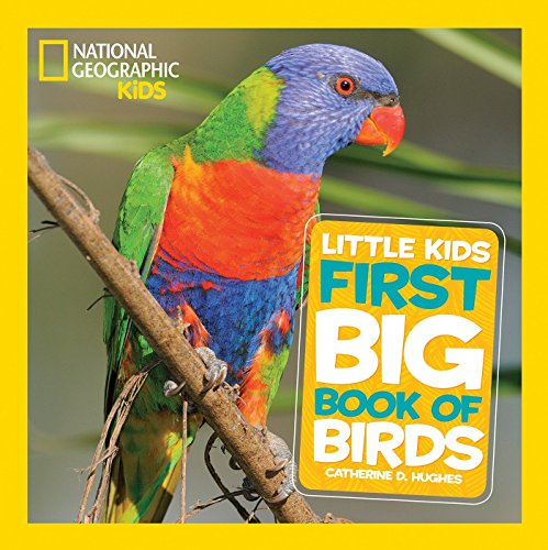 This adorable reference introduces young readers to birds of all kinds: big andsmall, flyers and swimmers, colorful and plain. They'll find backyard favorites, such as robins and cardinals and be introduced to moreunique species that inhabit rain f...
