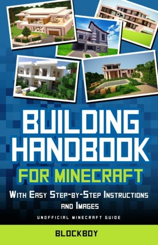 Building Handbook Minecraft Step Step product image