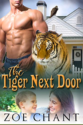 The Tiger Next Door (Green Valley Shifters Book 2) (Alluring Short)