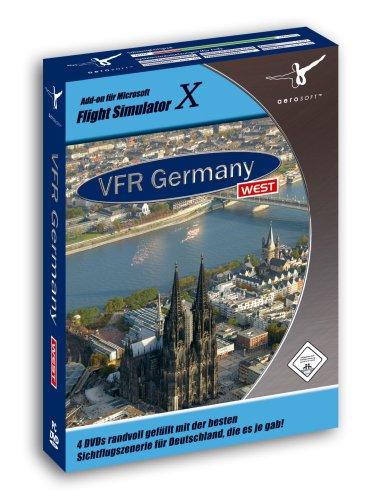 VFR Germany 1: West