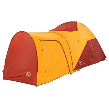Big Agnes Big House 6 Vestibule Yellow / Red 6 Person  sc 1 st  Amazon.com & Amazon.com : Big Agnes Big House 6 Vestibule Yellow / Red 6 Person ...