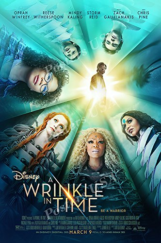 Disney: A Wrinkle In Time Movie Poster GLOSSY FINISH