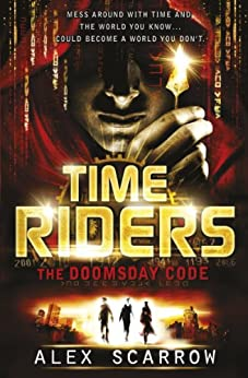TimeRiders Doomsday Code Book 3 ebook product image