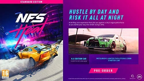 Need For Speed Heat Ps4 Amazon Ae