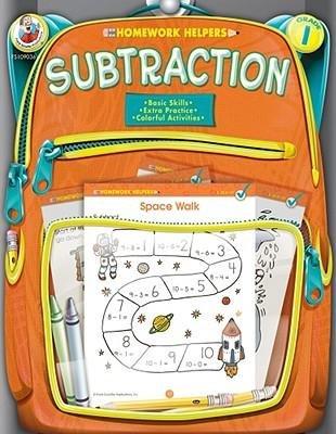 [(Subtraction, Homework Helpers, Grade 1 )] [Author: Lisa Molengraft] [Sep-2001] pdf epub
