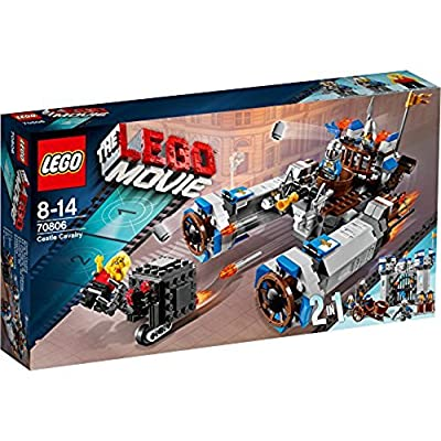 LEGO Movie 70806 Castle Cavalry: Toys & Games