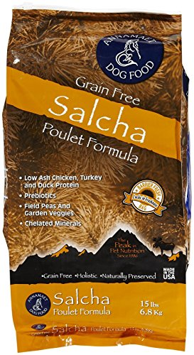 Annamaet Grain Free Salcha – Chicken, Turkey & Duck – 15 lb For Sale