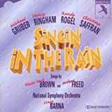 Singin' in the Rain (1996 Studio Cast) by Various Artists (1997-09-23)