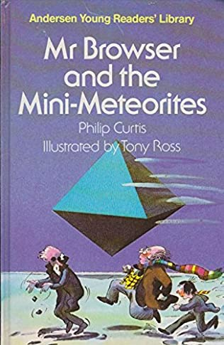 book cover of Mr. Browser and the Mini-meteorites