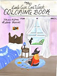 The Little Cape Cod Witch Coloring Book