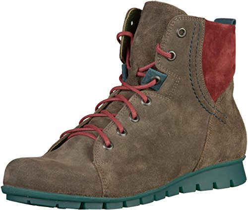 Think UK Desert Grey Boots Brown 6 Women's Menscha rYwvqrp