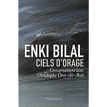 CIELS D'ORAGE : CONVERSATIONS AVEC CHRISTOPHE ONO-DIT-BIOT